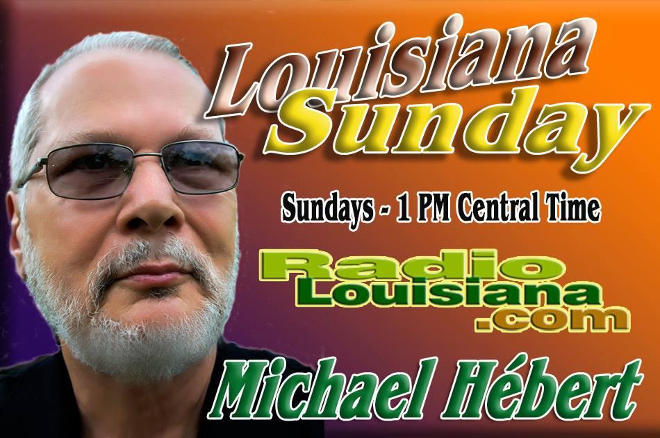 Michael Hebert This Sunday at 1pm