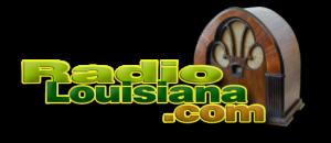 RadioLouisiana Station Logo - Louisiana Music All Day Long!