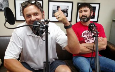 Mike Dean and Buck verret at RadioLousiaina.com