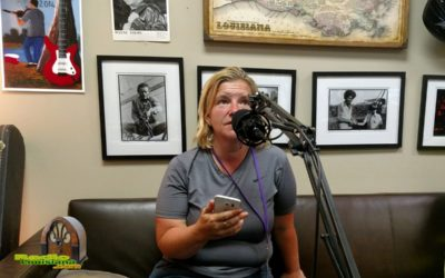Interview With Shannon Cooper on RadioLouisiana.com