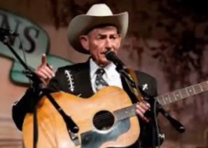 Remembering A Cajun Legend D.L. Menard