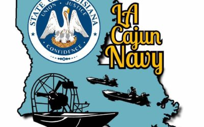 """Cajun Navy"" Uses Technology to Dispatch Civilian Rescue Efforts Using the ""Zello"" App…"