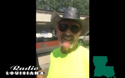 The Man Everyone Keeps Talking About Has Something To Say From The Delcambre Shrimp Festival…