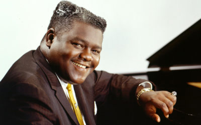 RIP To The Master: Fats Domino…